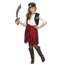 Kostým pirátka Velikost:...
