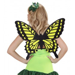 Křídla motýl Barva: žlutá