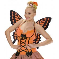 Křídla motýl Barva: oranžová