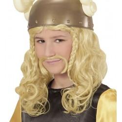 Paruka viking - dětská