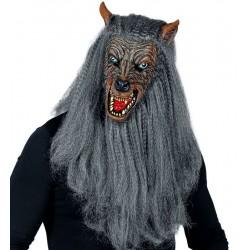 Maska Vlk s vlasy