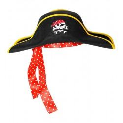 Čepice pirát - dětská