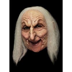 Maska stará žena bez pusy