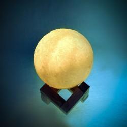 Magický svítící Měsíc - LED...