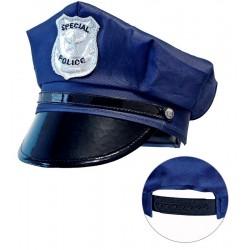 Čepice policie dětská
