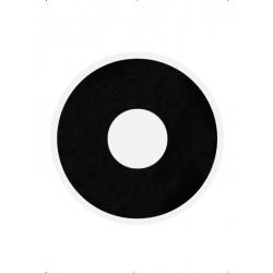 Oční čočky - Černé