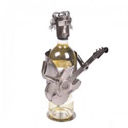 Kytarista - stojan na víno