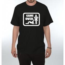 Tričko - Game Over Velikost: L