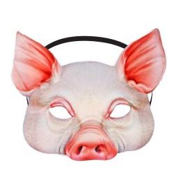 Dětská maska prasátko