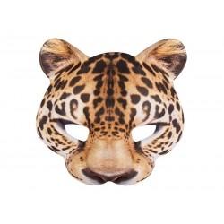 Maska leopard