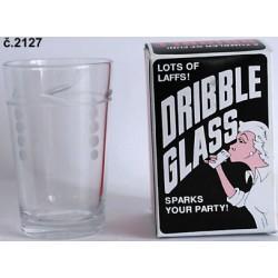 Děravá sklenice