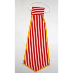 Kravata červená