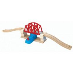 Otočný most - mechanický -...