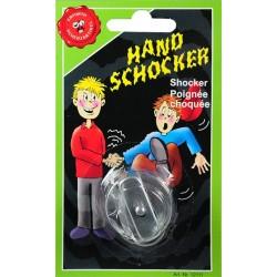 Hand buzzer shock