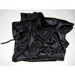 Plášť černý-90cm